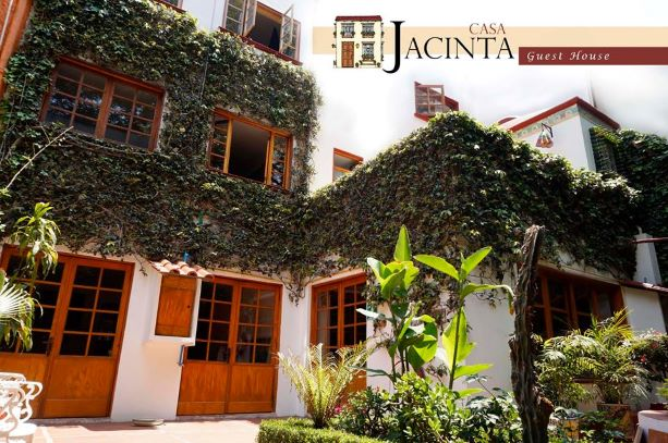 Casa Jacinta Guest House, Mexico City, Mexico