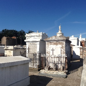 St. Louis Cemetery #1, New Orleans, Louisiana