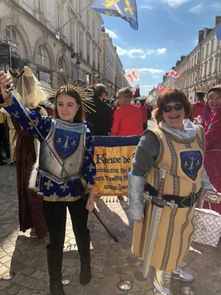 Joan of Arc Parade, New Orleans