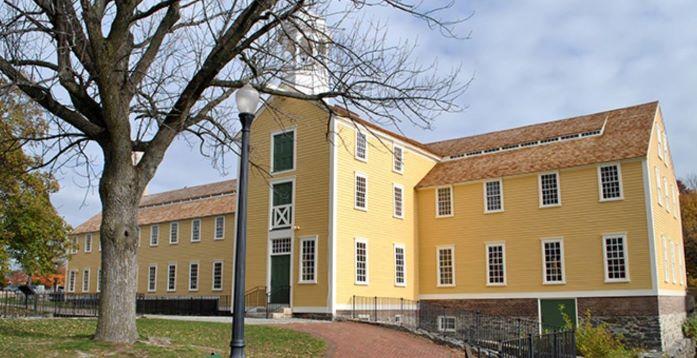 Slater Mill, Pawtucket, Rhode Island