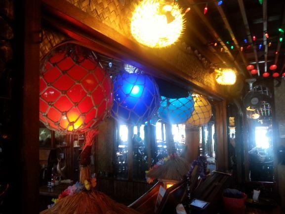 La Mariana Tiki Bar, Honolulu, Hawaii