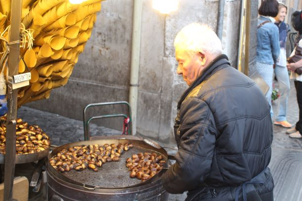 Rome Chestnuts.JPG