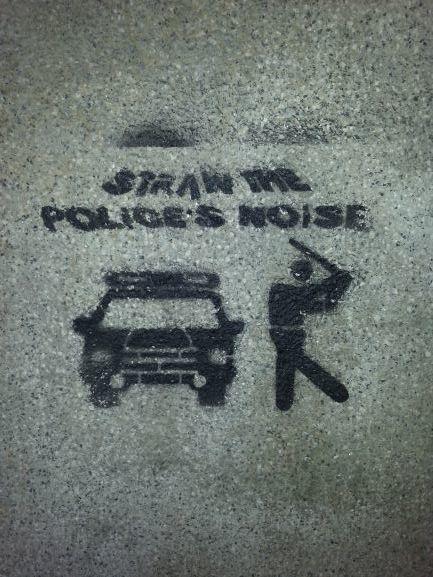 Graffiti in Turin, Italy