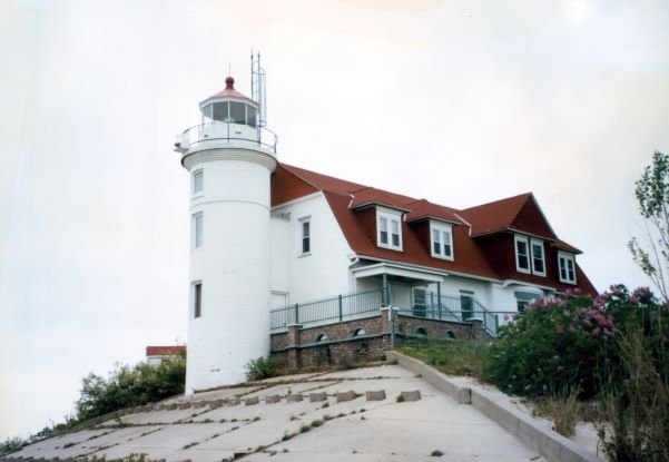 Point Betsie Lighthouse (photo: Brent Petersen)