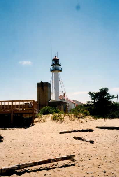 Whitefish Point, Paradise, Michigan (photo: Brent Petersen)
