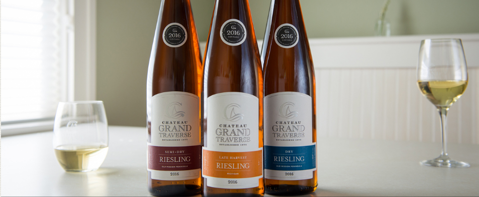 Chateau Grand Traverse riesling