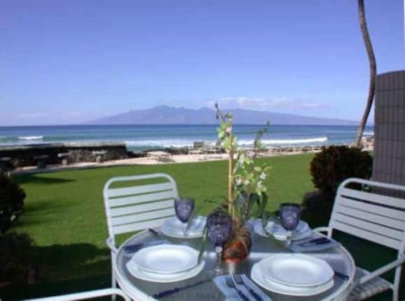 Spectacular Oceanfront in Lahaina