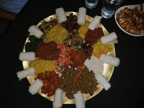 Ethiopian Love