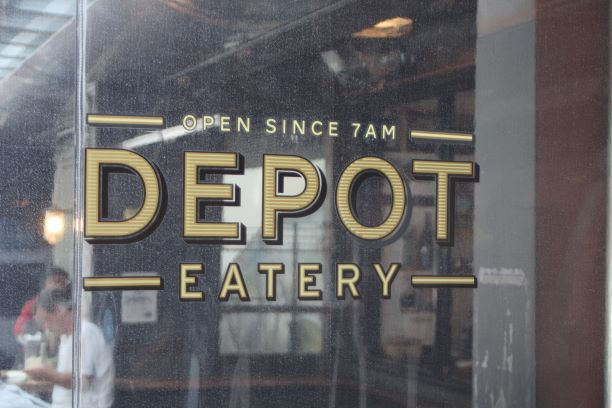 Federal Deli's sister restaurant, the Depot Eatery, Auckland (photo: Brent Petersen)