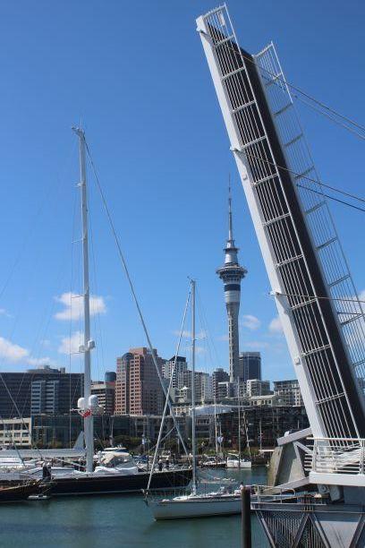 Auckland's Wynyard Quarter