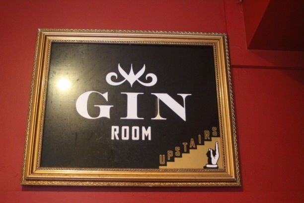 The Gin Room, Auckland (photo: Brent Petersen)