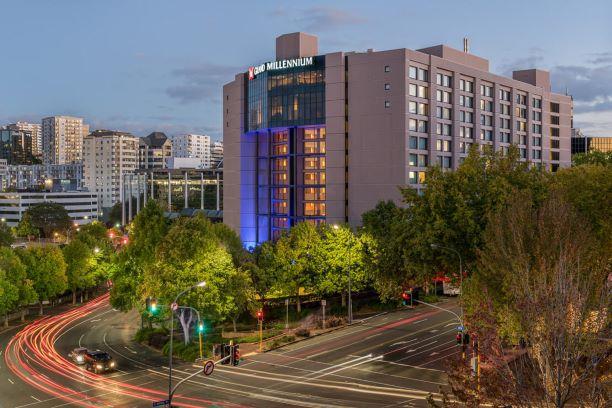 Grand Millenium Hotel, Auckland