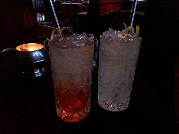 Cocktails at Nightflower in Wellington (photo: Brent Petersen)