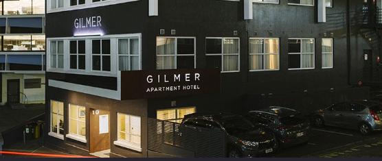 Gilmer Apartment Hotel, Wellington
