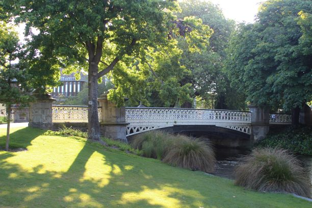 Victoria Park, Christchurch, New Zealand (photo: Brent Petersen)
