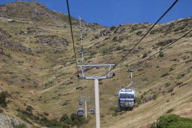 Christchurch Gondola, New Zealand (photo: Brent Petersen)