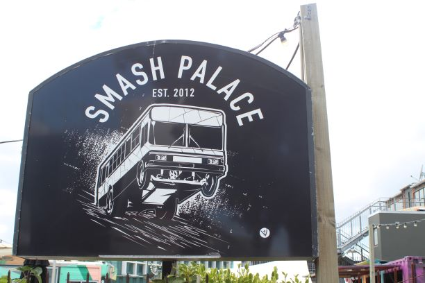 Smash Palace, Christchurch, New Zealand