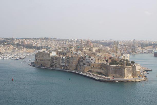 Malta's capital, Valletta (photo: Brent Petersen)