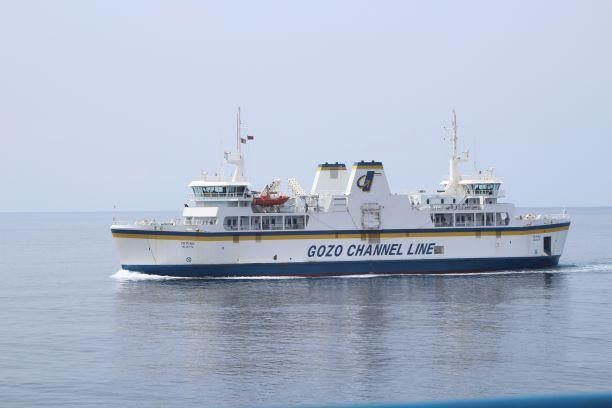 Gozo ferry, Malta (photo: Brent Petersen)