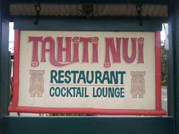 Tahiti Nui, Hanalei, Kauai