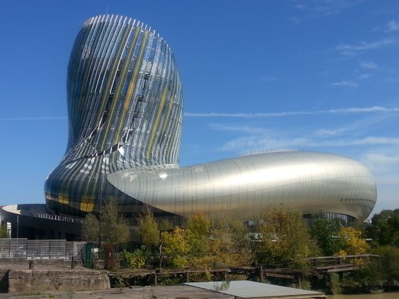 The much-maligned architecture of La Cite du Vin, Bordeaux, France