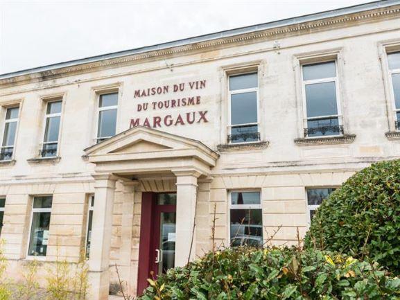Maison du Vin, Margaux, France
