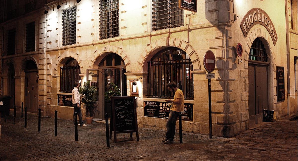 The Frog and Rosbif, Bordeaux, France