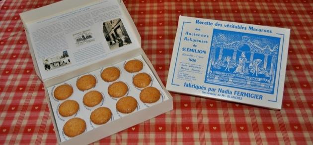 Les Macarons de Nadia Fermigier, St. Emilion, France