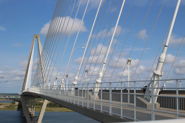Arthur Ravenel Jr. Bridge, Charleston, SC (photo: Brent Petersen)