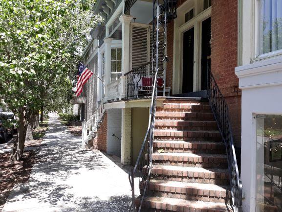 Cute Savannah street (photo: Brent Petersen)