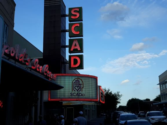 SCAD (photo: Brent Petersen)