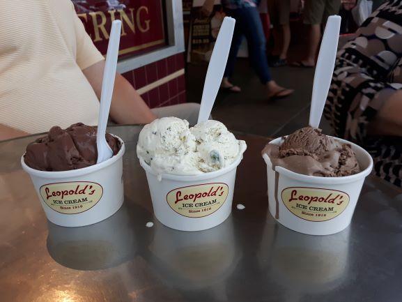 Leopold's, Savannah (photo: Brent Petersen)