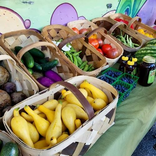 Forsyth Farmers Market (photo: forsythfarmersmarket.com)