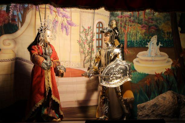 Puppet Theater (Photo: Brent Petersen)