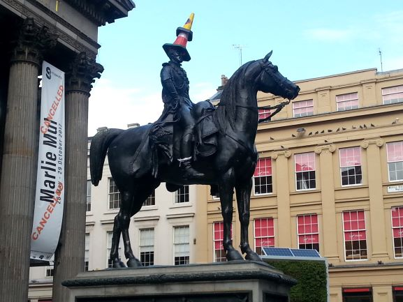 Double-coned Duke of Wellington (Photo: Brent Petersen)