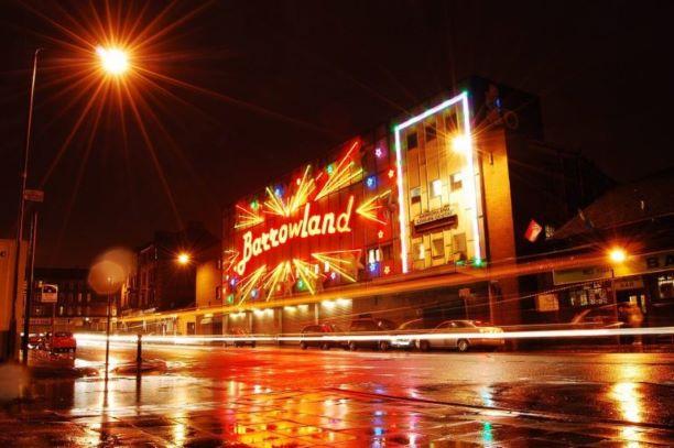 Barrowland Ballroom (Photo: barrowland-ballroom.co.uk)