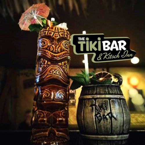 Tiki Bar and Kitsch Inn (Photo: facebook.com/tikibarglasgow)