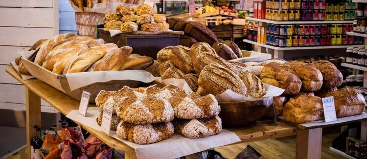 Avoca Cafe in Dubline makes great breads, including a fine Soada Bread (Photo: avoca.com
