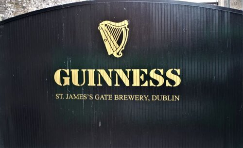 Guinness brewery, Dublin (Photo: Brent Petersen)