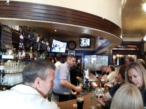 Mulligan's is a great place for a pint (Photo: Brent Petersen)