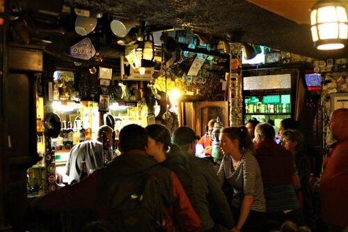 Ireland's oldest pub, Brazen Head (photo: Brent Petersen)