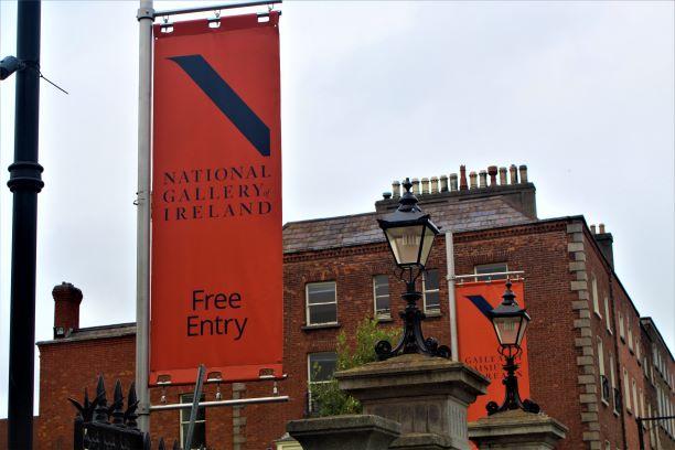 National Gallery, Dublin (photo: Brent Petersen)