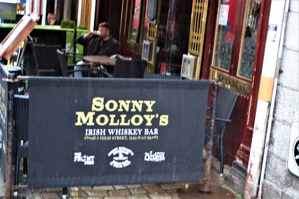 Sonny Molloy's (photo: Brent Petersen)