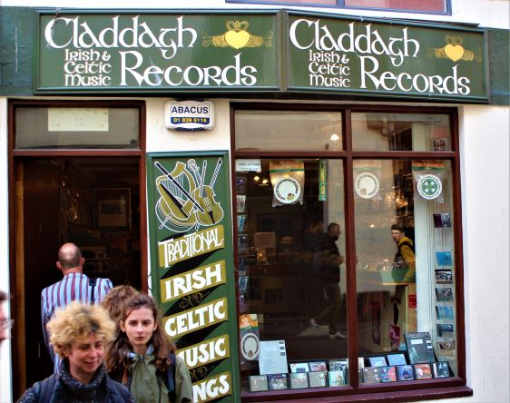 Claddagh Records (photo: Brent Petersen)
