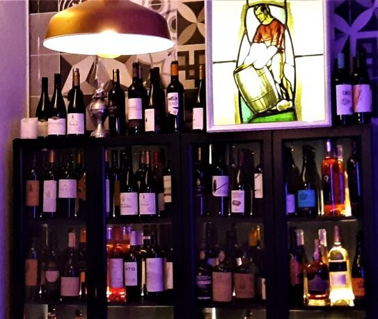 Little Wine Bar, Lisbon (Photo: Brent Petersen)