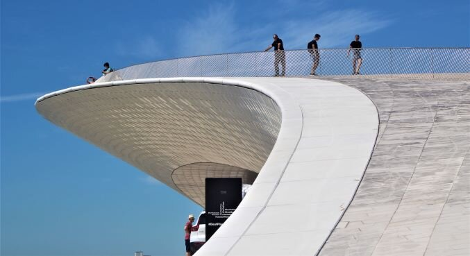 MAAT, Lisbon (Photo: Brent Petersen)