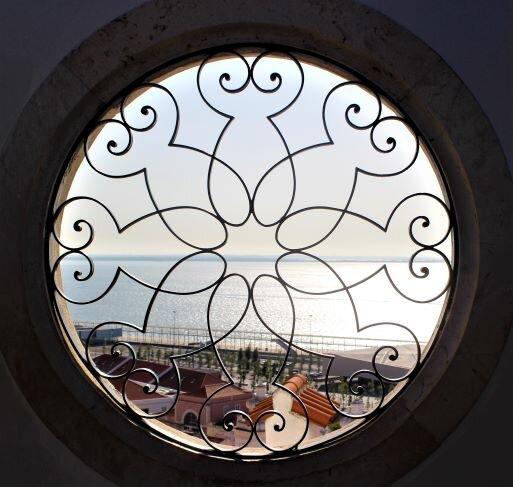 One of the views at Miradouro de Santa Luzia (Photo: Brent Petersen)