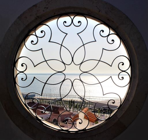 One of the views at Miradouro de Santa Luzia (Photo: Brent Petersen)