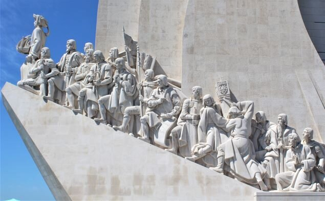 Monument to the Discoveries (Photo: Brent Petersen)