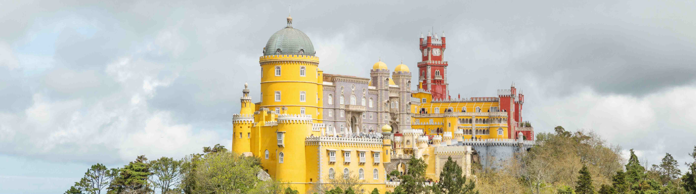 Pena Palace (Photo: parquesdesintra.pt)